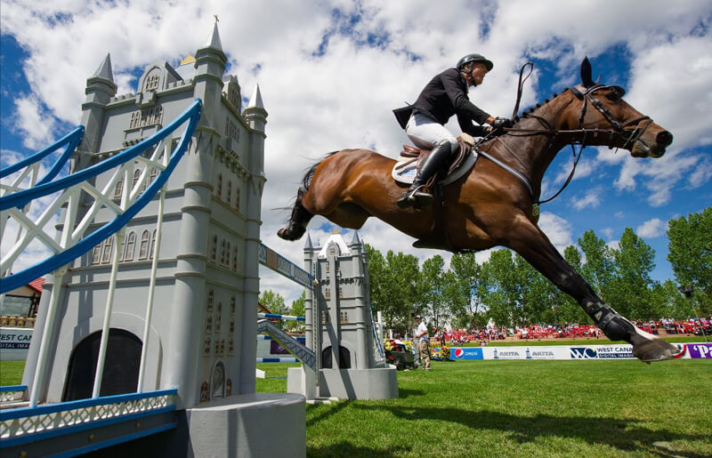 Thumbnail for Spruce Meadows Pan American Tournament Saturday Roundup