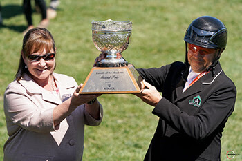 Thumbnail for Another Grand Prix win for Eric Lamaze at Spruce Meadows