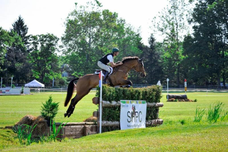 Thumbnail for Will Coleman wins Advanced Division at MARS Essex Horse Trials