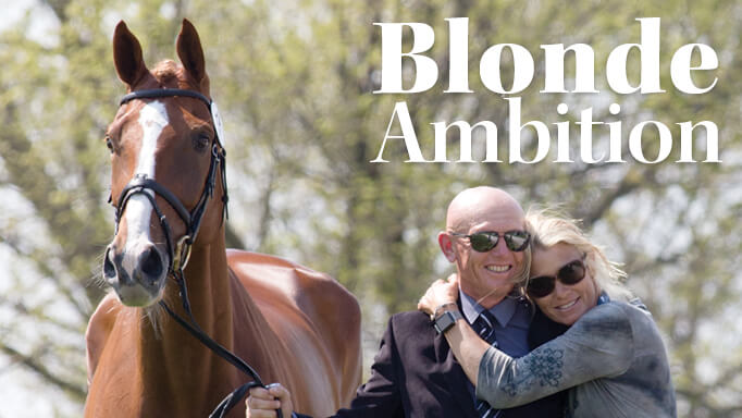 Thumbnail for Eventer Lesley Grant-Law is Full of Blonde Ambition