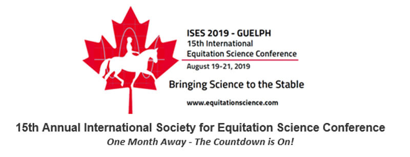 Thumbnail for Countdown to Equitation Science Conference is On!
