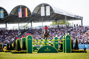 Thumbnail for Kent Farrington Claimed the Rolex Grand Prix at CHIO Aachen