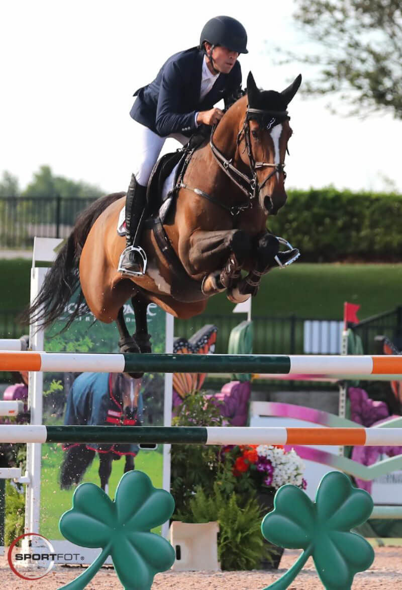 Thumbnail for Roberto Teran Wins $36,000 Classic CSI 3* at Tryon