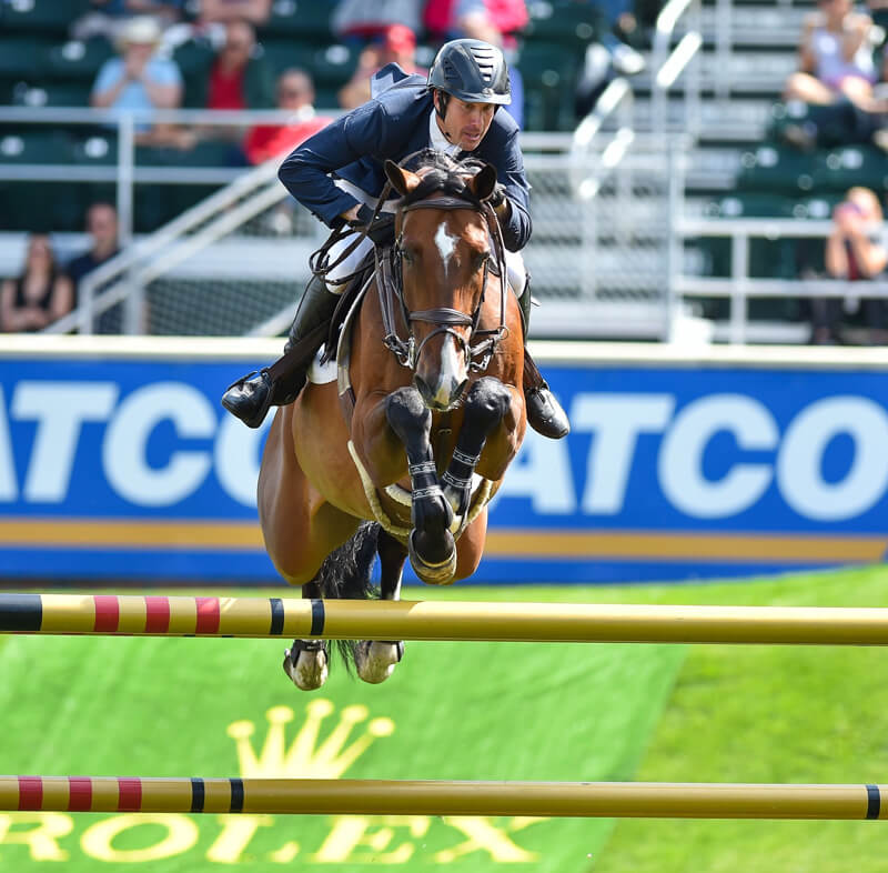 Thumbnail for Saturday Roundup from the Spruce Meadows North American
