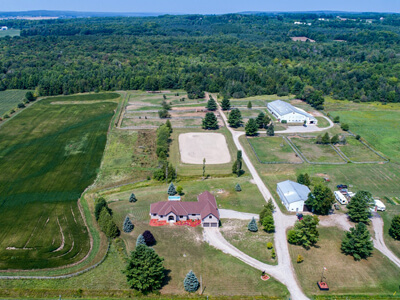 Thumbnail for $2,378,000 for a potential boarding stable in Tiny, Ontario