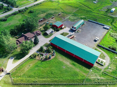 Thumbnail for $2,999,000 for an enviable equestrian estate in Rural Foothills, Alberta