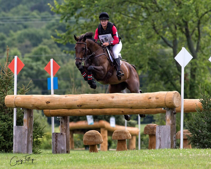 Thumbnail for Quebec Riders Came Out On Top At Bromont CCI-S