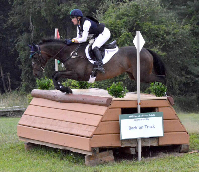 Thumbnail for American Eventer Jeffie Chapin Killed in Rotational Fall