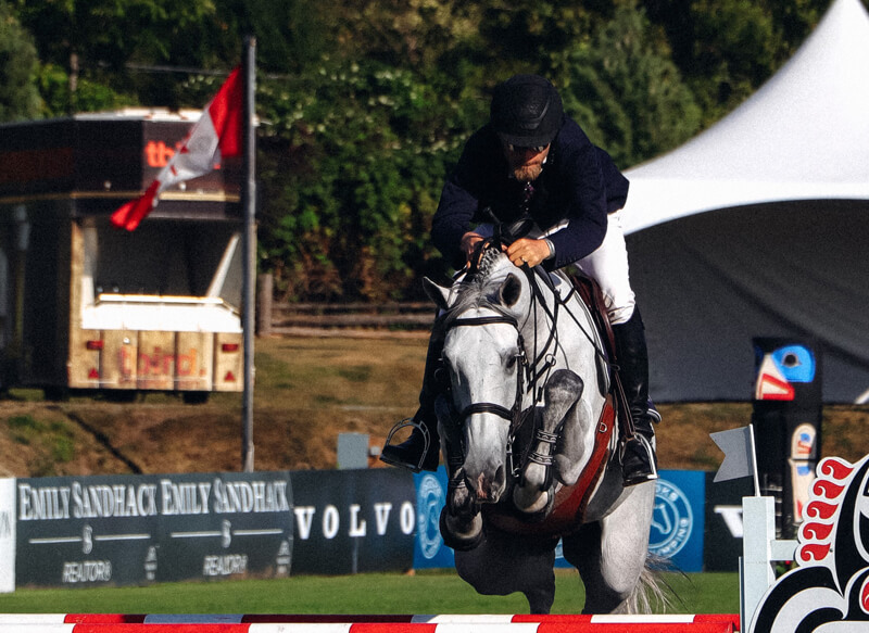 Thumbnail for Karl Cook scores Longines World Cup victory in Sacramento