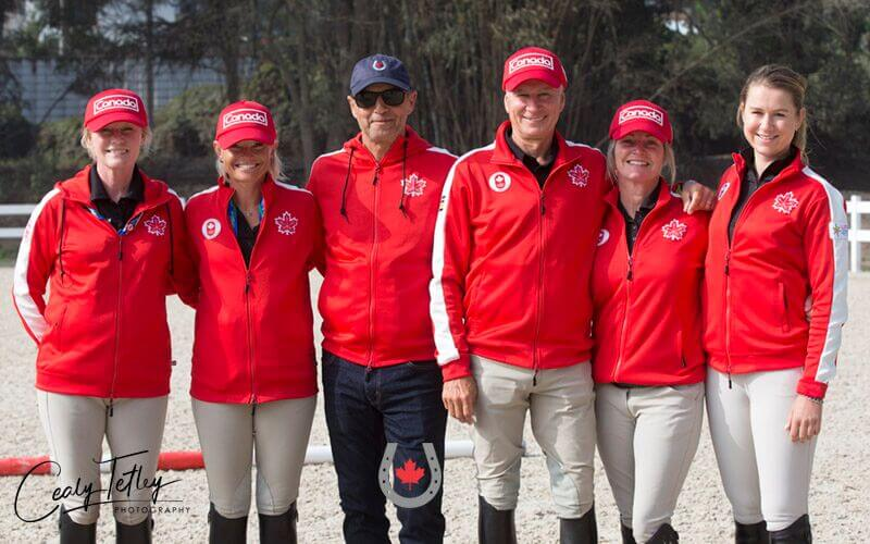 Thumbnail for Canadian Show Jumping Team Ready to Roll at the Pan Am Games
