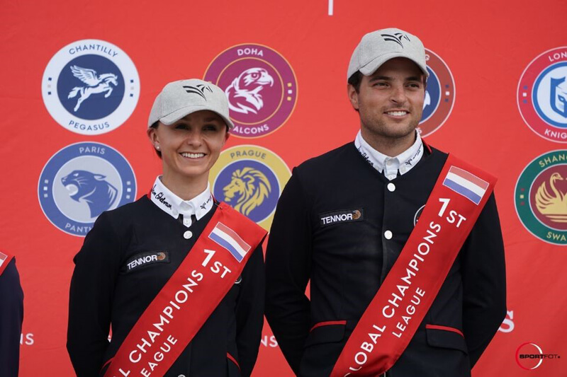 Thumbnail for Eric Lamaze Competes on Cannes Stars Team at GCL Valkenswaard