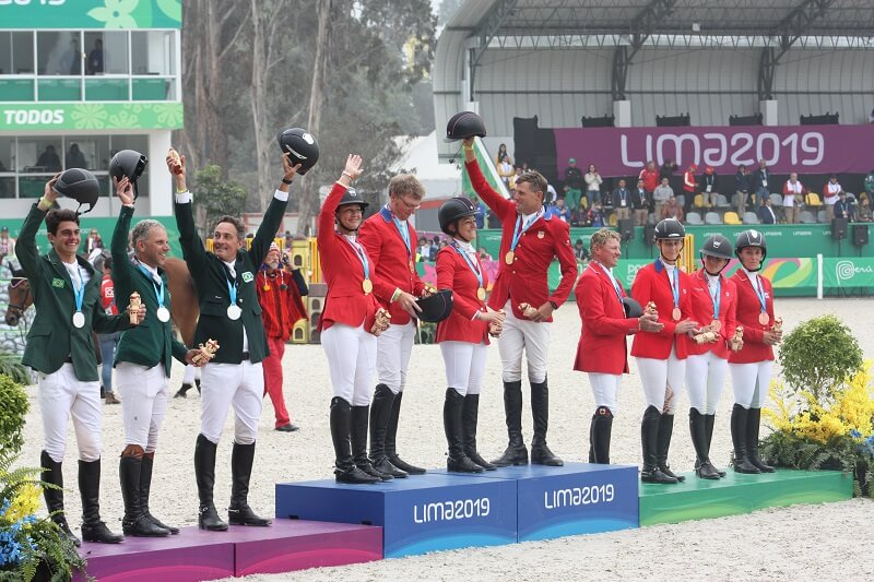 Thumbnail for Pan Am Games Eventing: Bronze Medal for Canada