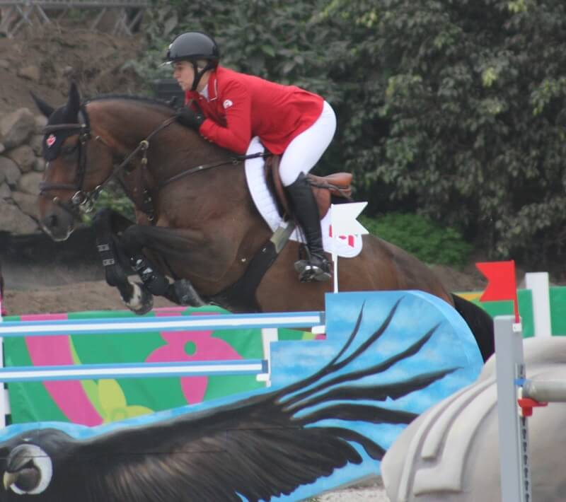 Thumbnail for Pan Am Jumping Individual Final: A Close Fight For Bronze