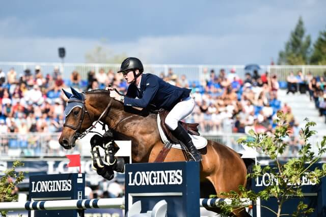 Thumbnail for Coyle wins Longines FEI Jumping World Cup North American League opener