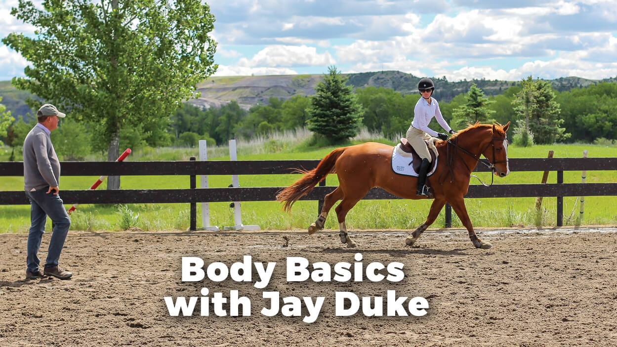 Thumbnail for Three Body Control Exercises for Show Jumping Riders