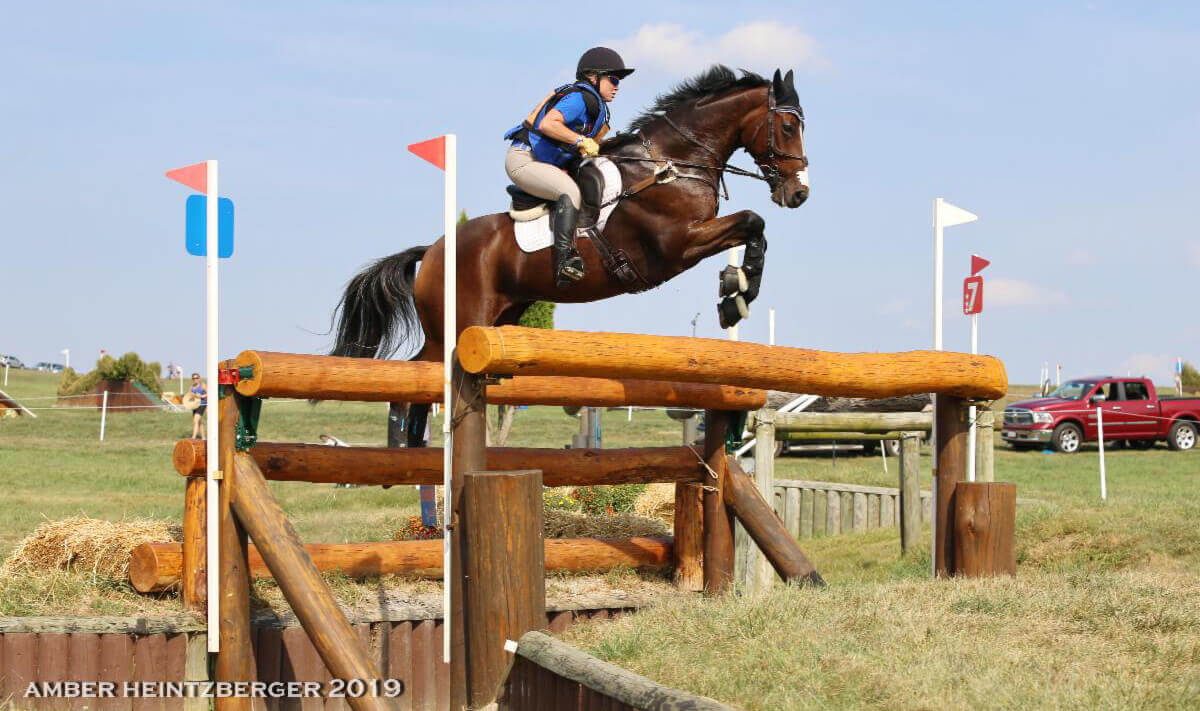 Thumbnail for Rutledge and Covert Rights take CCI4*-S at Plantation Field International