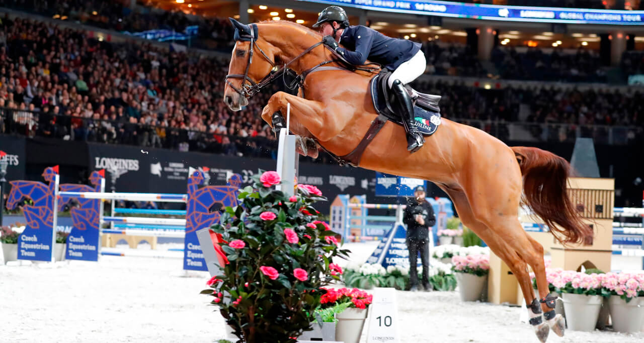 Thumbnail for Ben Maher and Explosion W win high-pressure LGCT Super Grand Prix