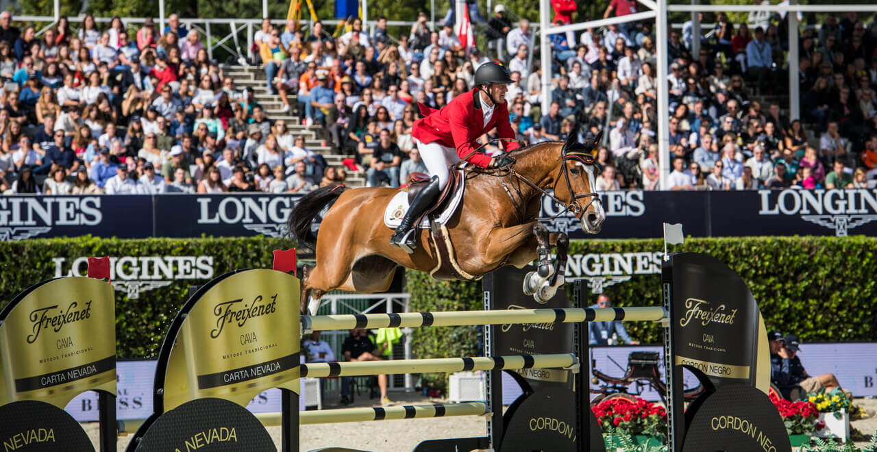 Thumbnail for Epic Battle of Barcelona set to begin at FEI World Cup Final