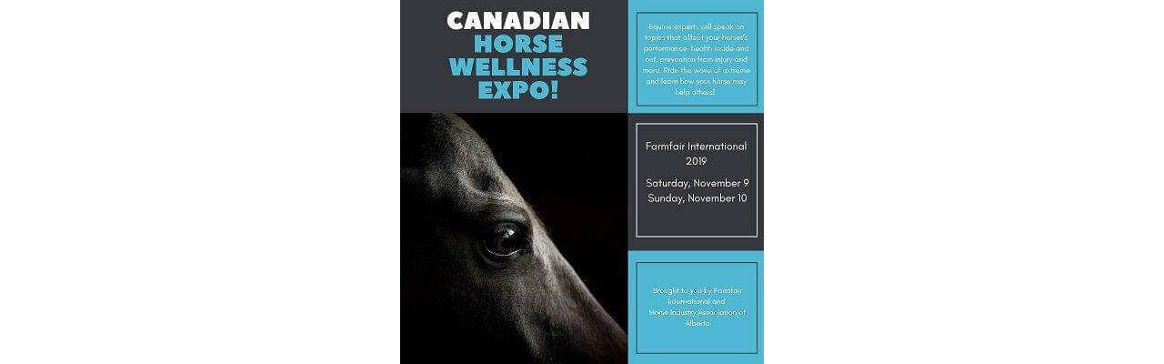 Thumbnail for Horse Industry Association of Alberta Canadian Horse Wellness Expo