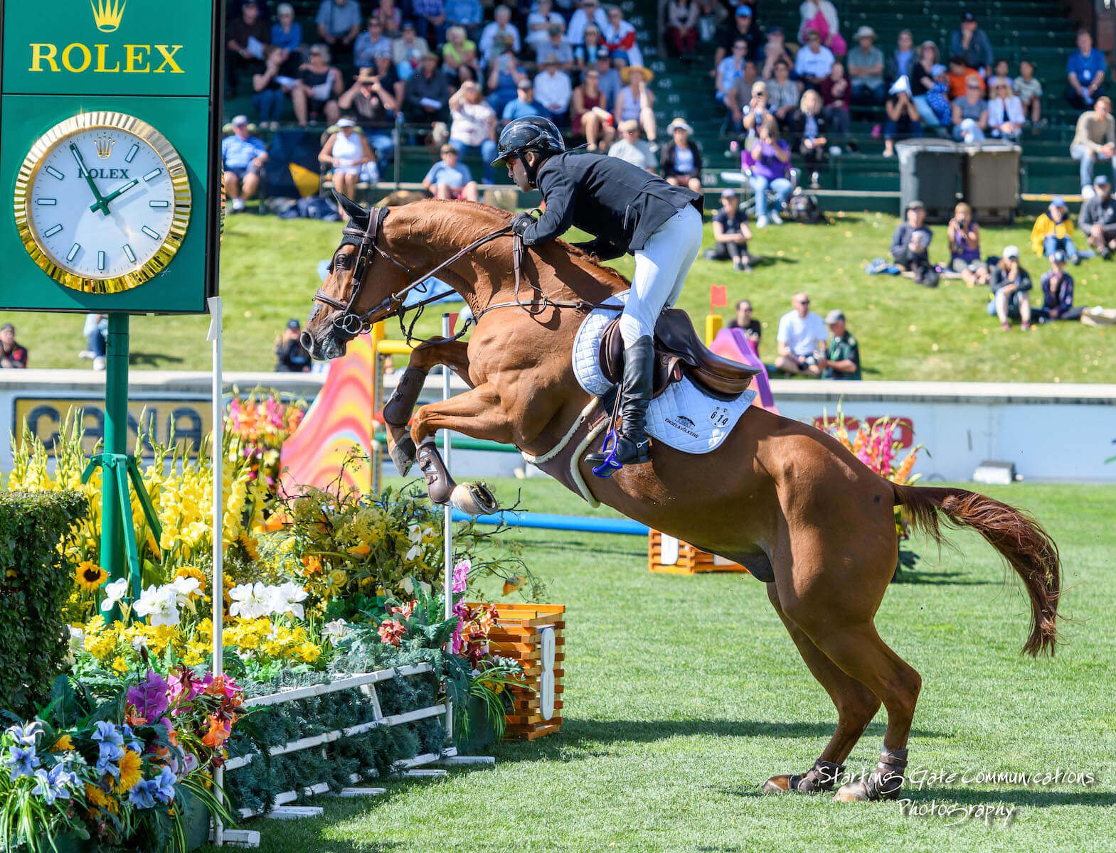 Thumbnail for Eric Lamaze Claims CANA Cup Win at Spruce Masters