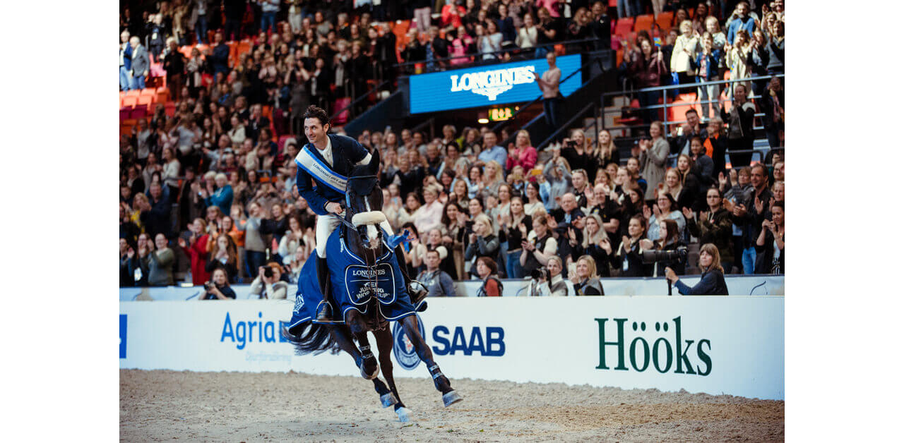 Thumbnail for Guerdat Headlines Longines Western European League Opener