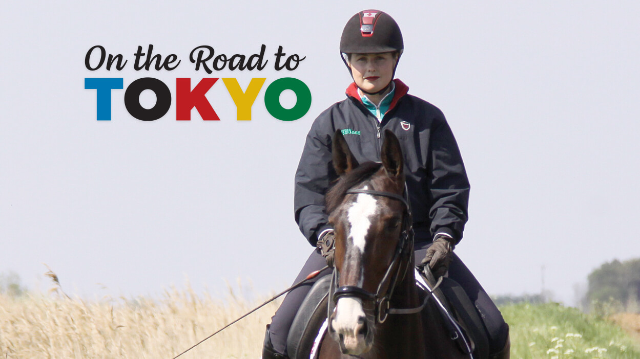 Thumbnail for Canadian Paralympian Roberta Sheffield is on the Road to Tokyo