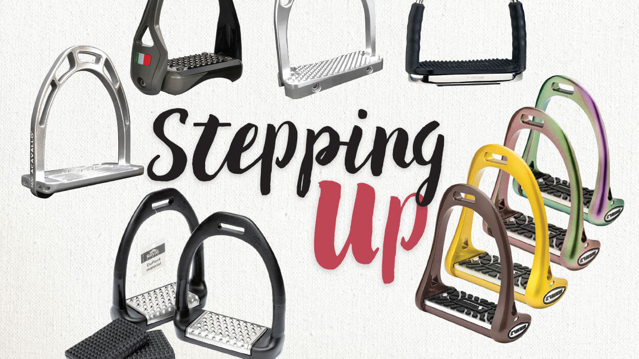 Thumbnail for Stirrups Designed with Safety and Comfort in Mind