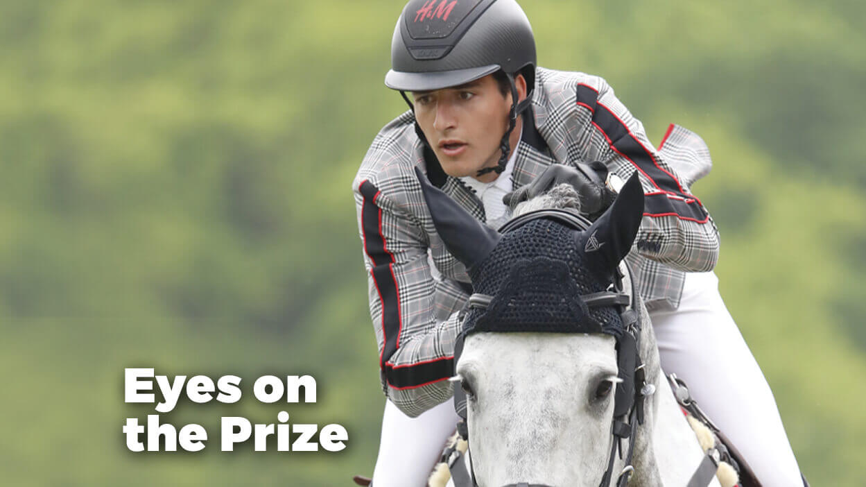 Thumbnail for Learn How to See Things Like a Professional Rider