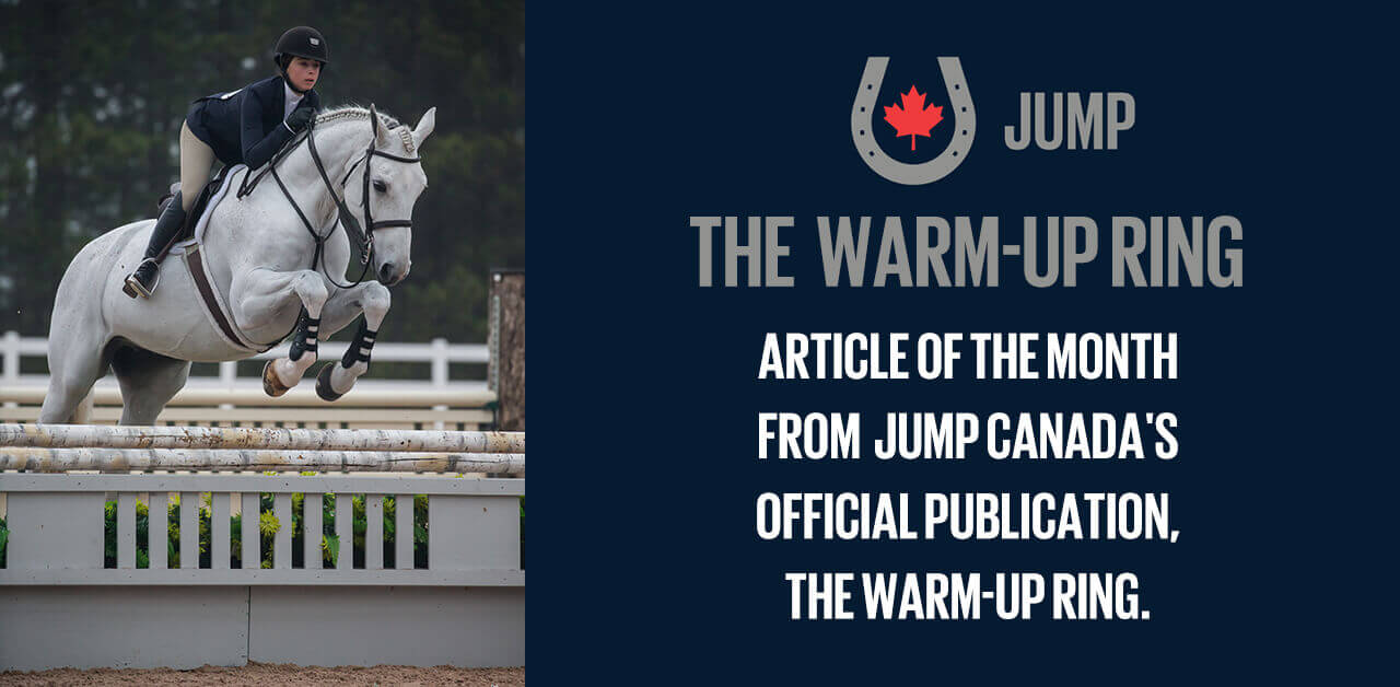 Thumbnail for Young Guns: Profiling Show Jumper Leanna Lazzari