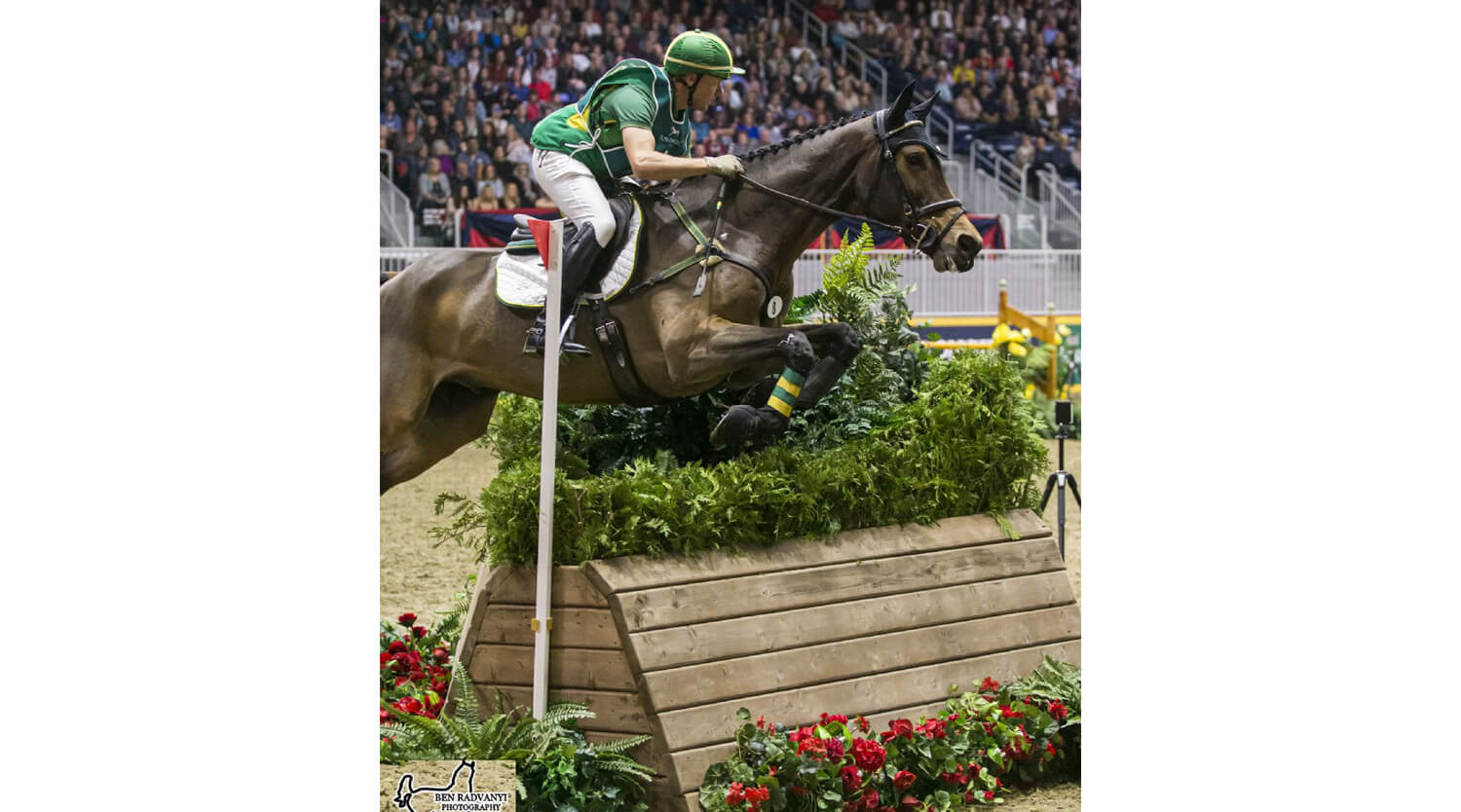 Thumbnail for Karl Slezak Wins Horseware Indoor Eventing Challenge at The Royal