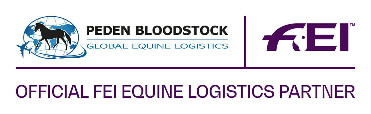 Thumbnail for FEI partners with horse transport pros Peden Bloodstock