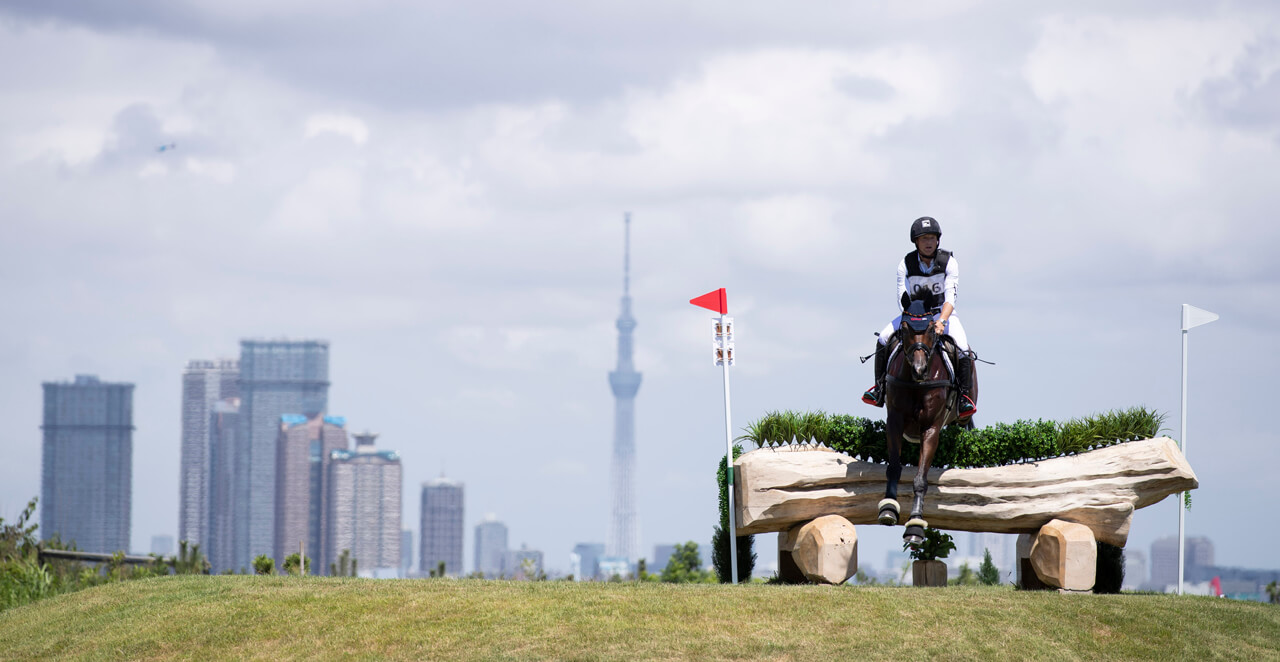 Thumbnail for FEI releases horse monitoring research findings from Tokyo test event