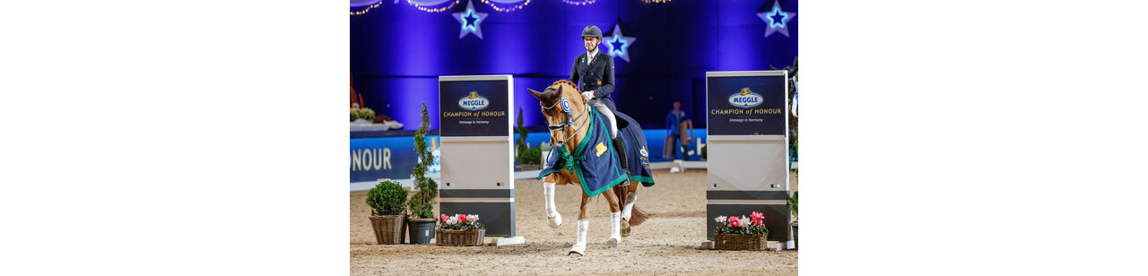 Thumbnail for Christoph Koschel named Meggle Champion of Honor in Munich
