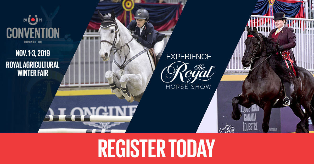 Thumbnail for Don't Miss Out on Royal Equestrian Canada Convention Savings
