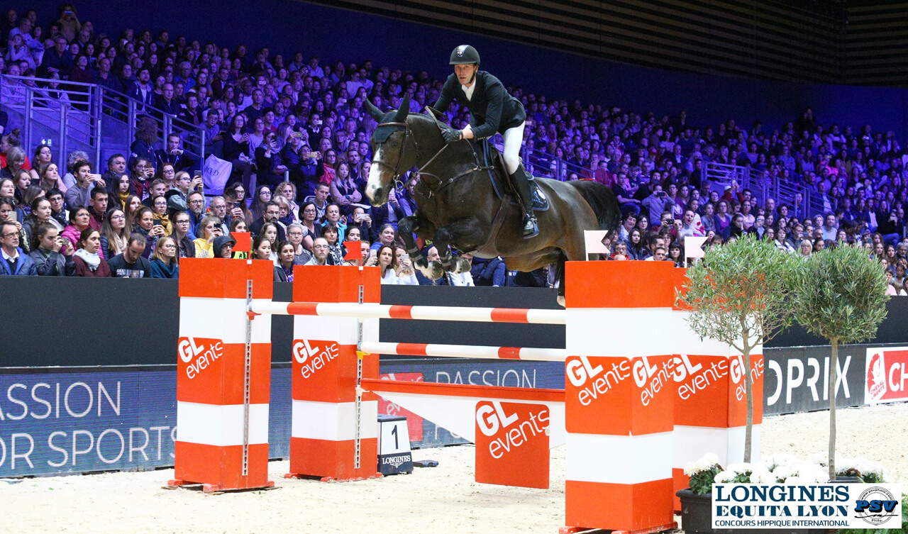 Thumbnail for Kevin Staut takes the Longines Grand Prix in Lyon