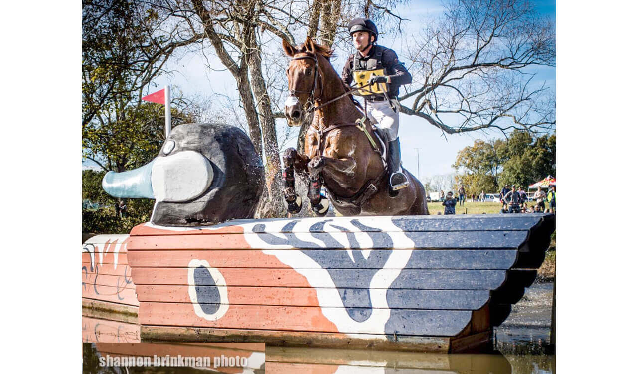 Thumbnail for Waylon Roberts Tops CCI4*-L Leaderboard at Fair Hill International