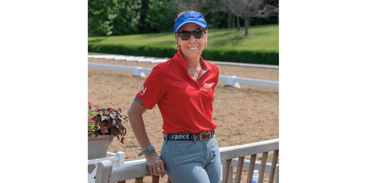 Thumbnail for GRIT Program with Christilot Boylen launched by Ontario Equestrian