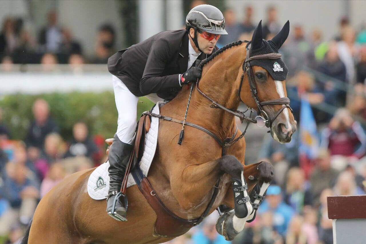 Thumbnail for Eric Lamaze an FEI Awards nominee in Against All Odds category