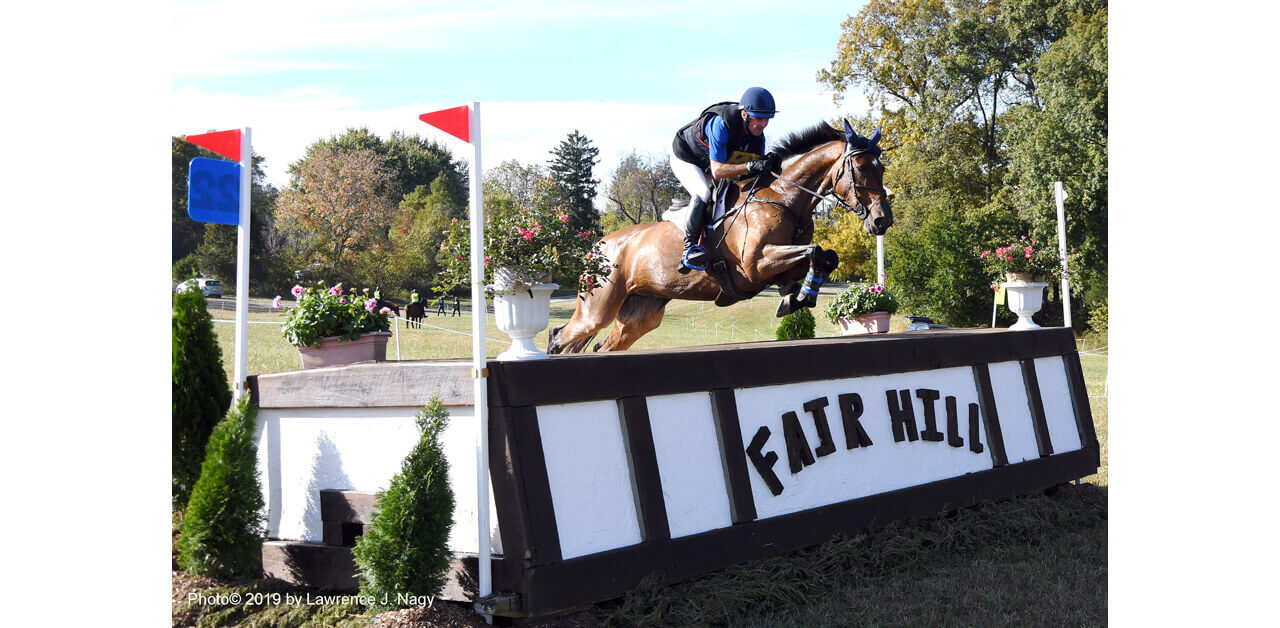 It's an Exciting New Day for Fair Hill and U.S. Eventing