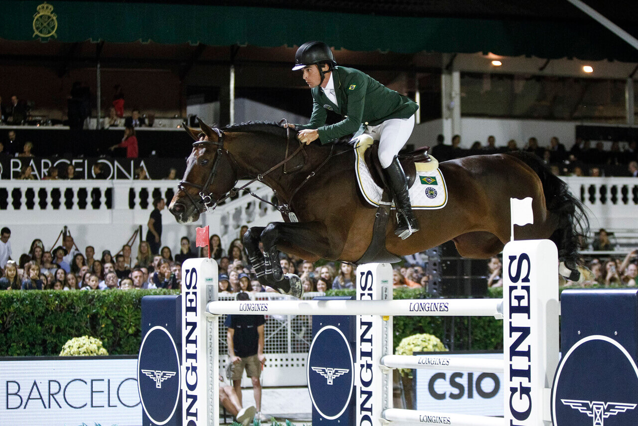 Thumbnail for CSIO Barcelona last chance to qualify for 2020 Tokyo Olympics