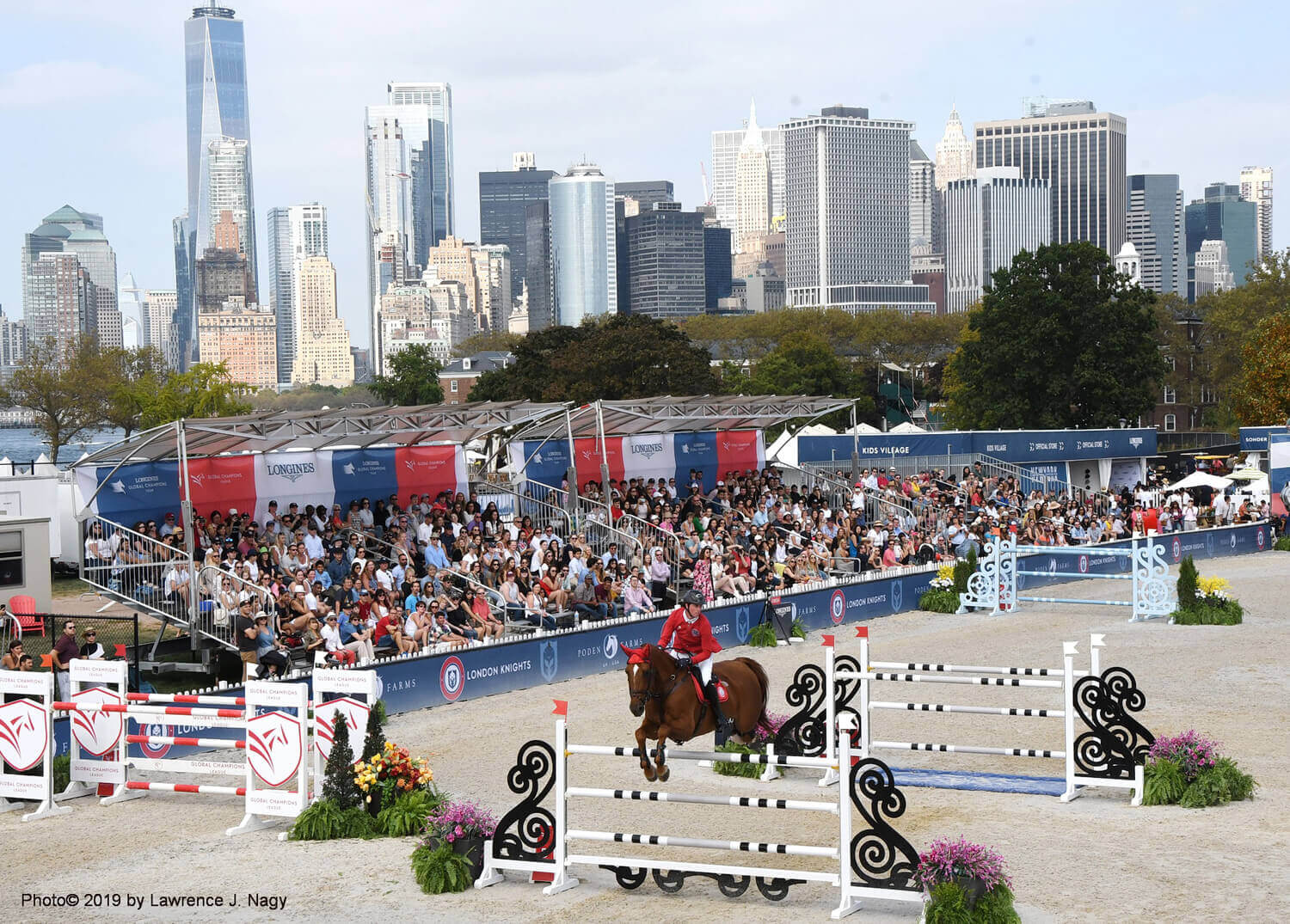 Thumbnail for New York Becomes Prized Addition to Longines Global Champions Tour