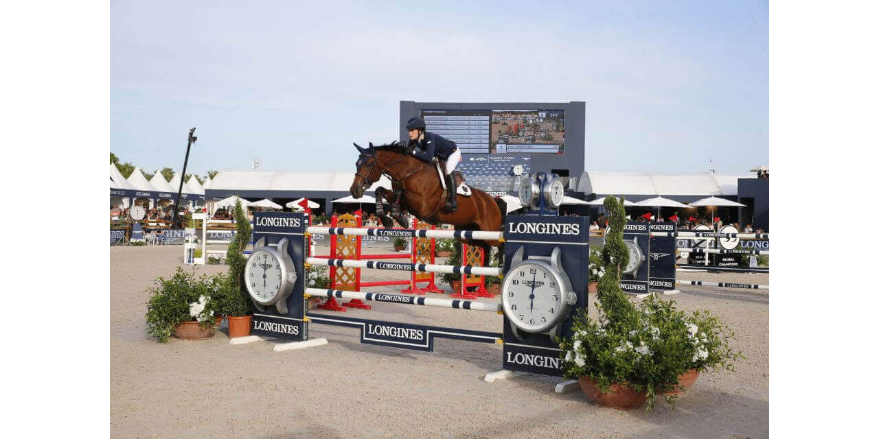 Thumbnail for Longines Global Champions Tour comes to New York