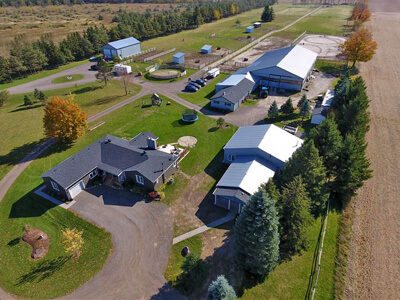 Thumbnail for $2,199,000 for a well-kept equestrian property in East Garafraxa, Ontario
