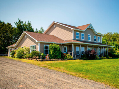 Thumbnail for $849,500 for an equestrian estate in Hampton, Nova Scotia