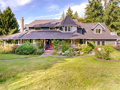 Thumbnail for $2,599,000 for a small horse acreage in Langley, British Columbia