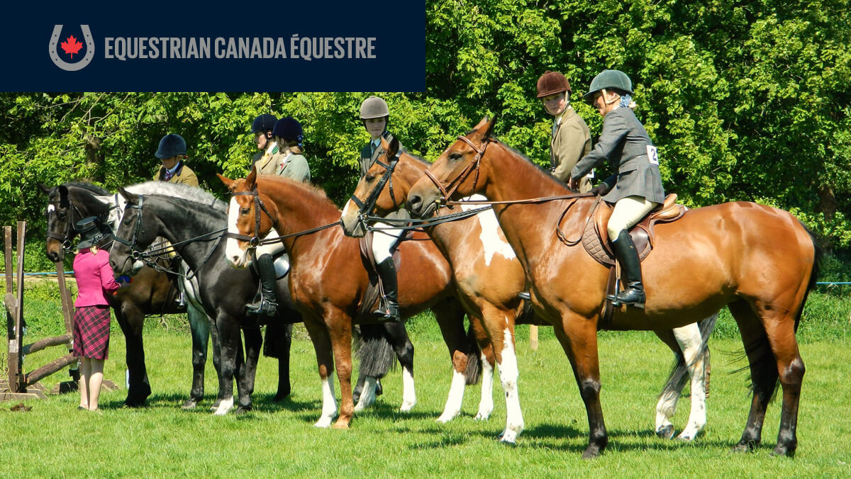 Thumbnail for Equestrian Canada 2020 Rules now available online