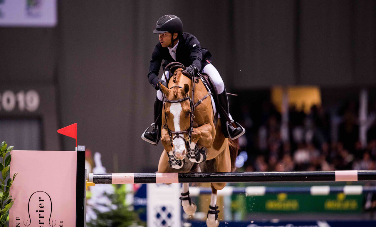 Kent Farrington kicks off CHI Geneva with a speedy win