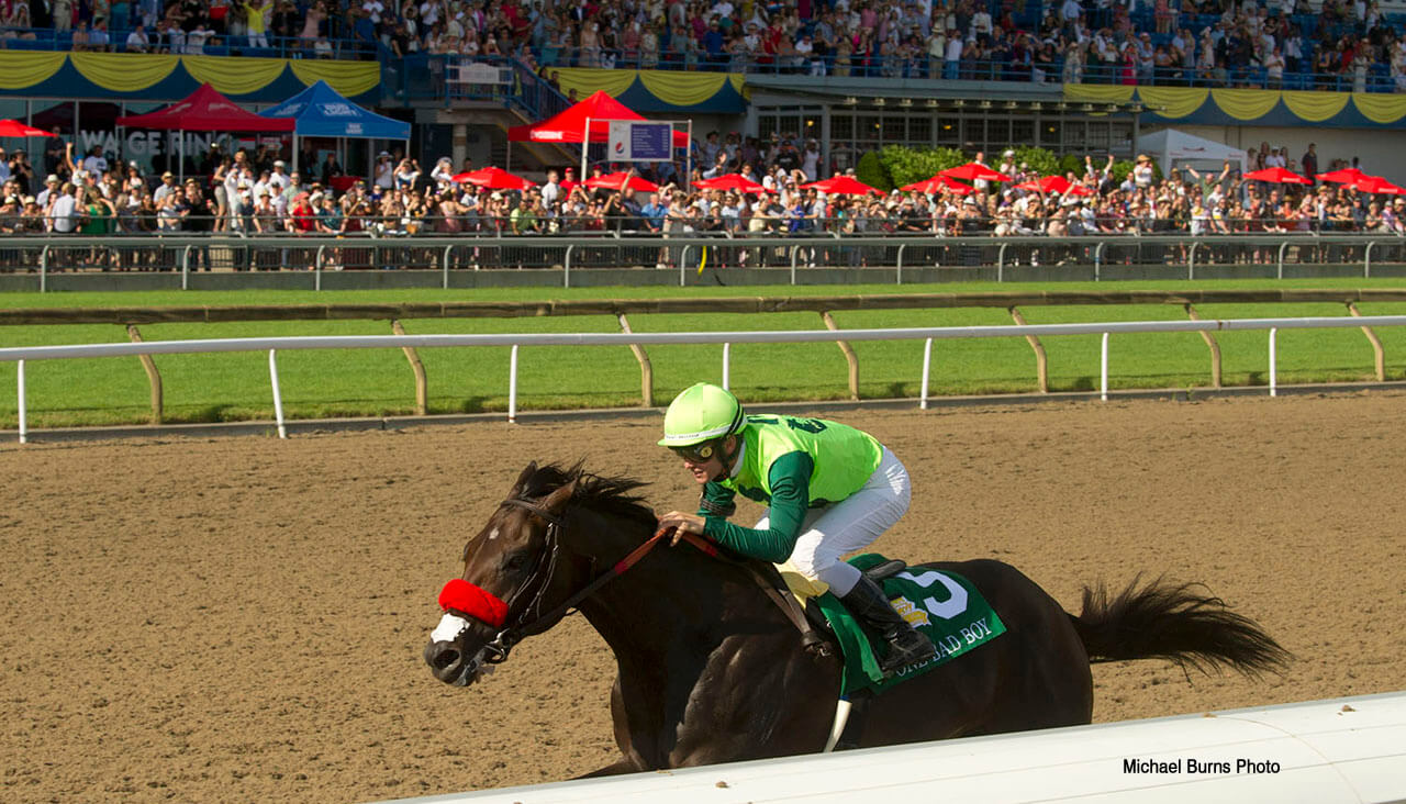 Get your premium grandstand tickets for the 2020 Queen's Plate