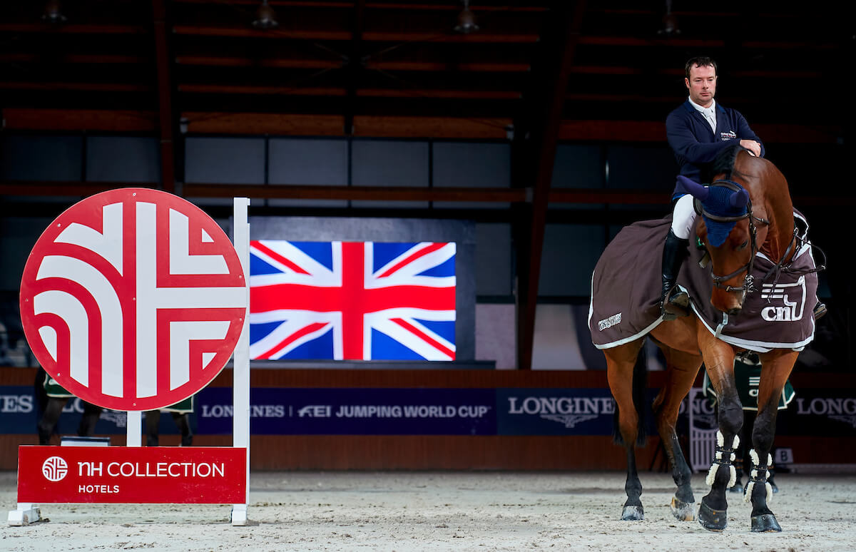British power on the podium in first test at CSI5*-W A Coruña