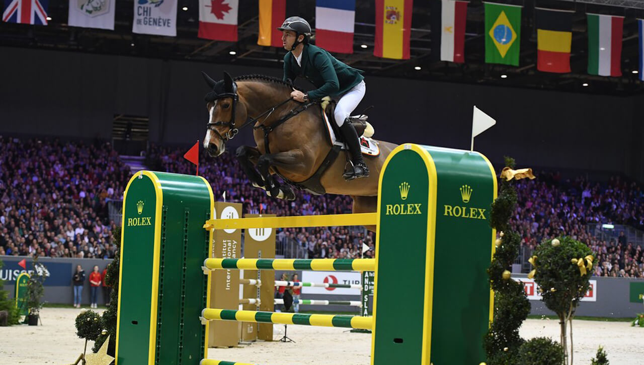 Thumbnail for Riders to watch at the CHI Geneva Rolex Grand Prix